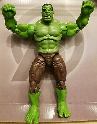 MARVEL LEGENDS INFINITE SERIES TARGET EXCLUSIVE HULK LOOSE
