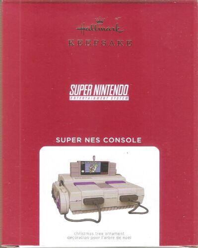 2021 Hallmark  Super Nintendo  Super Nintendo Console  Magic