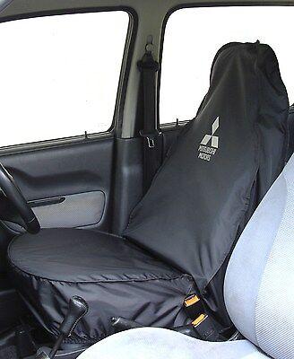 MITSUBISHI L200 FRONT SEAT COVERS WATERPROOF. ANIMAL WARRIOR  BARBARIAN TROJAN