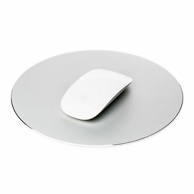 Mouse Mat Pad Gaming Rubber Base Fast and Accurate Control - Aluminium Alloy
