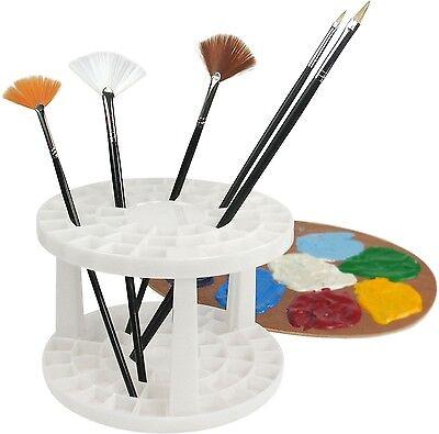 Pinselständer 13x14,5cm  Pinselhalter Pinsel Ständer Malen Zeichnen Schule