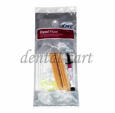 Dental Supplies Kerr Dyad Flow Self-adhering Flowable Composite A2