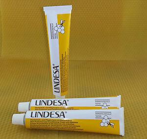 1 x Lindesa Hautschutz Creme 50ml silikonfrei .mit natürliche Bienenwachs  50ml