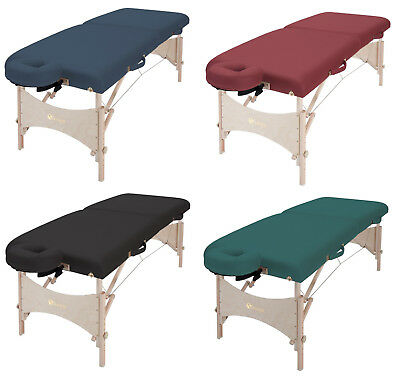 Earthlite Harmony DX Portable Massage Table Package w/ Headr