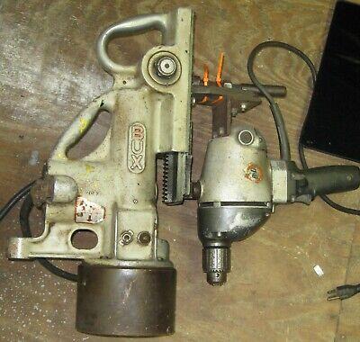 Bux Shrader L2 General Purpose Magnetic Drill Press W Black Decker 1321 Type 3