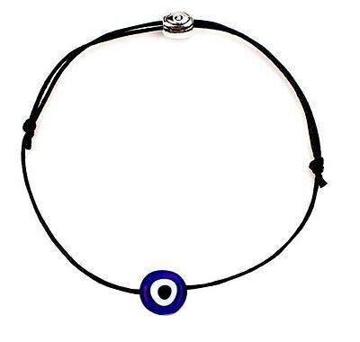 Armband verstellbar türkisches Auge böser Blick Nazar Evil Eye boncuk Boncugu - Verstellbar Band