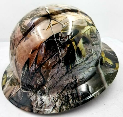 Hard Hat Full Brim Custom hydro dipped NEW REALTREE APG CAMO NEW best price 2