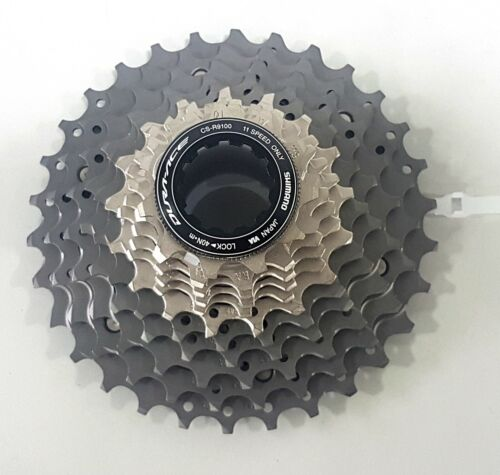 Shimano Dura Ace 11speed CS-R9100 R9100 Rode Bicycle Cassette Sprocket 11-30T