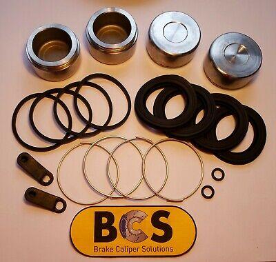 FRONT Brake Caliper Repair Kit +Pistons for ROVER P6 1969-1976 (BCSKP29)