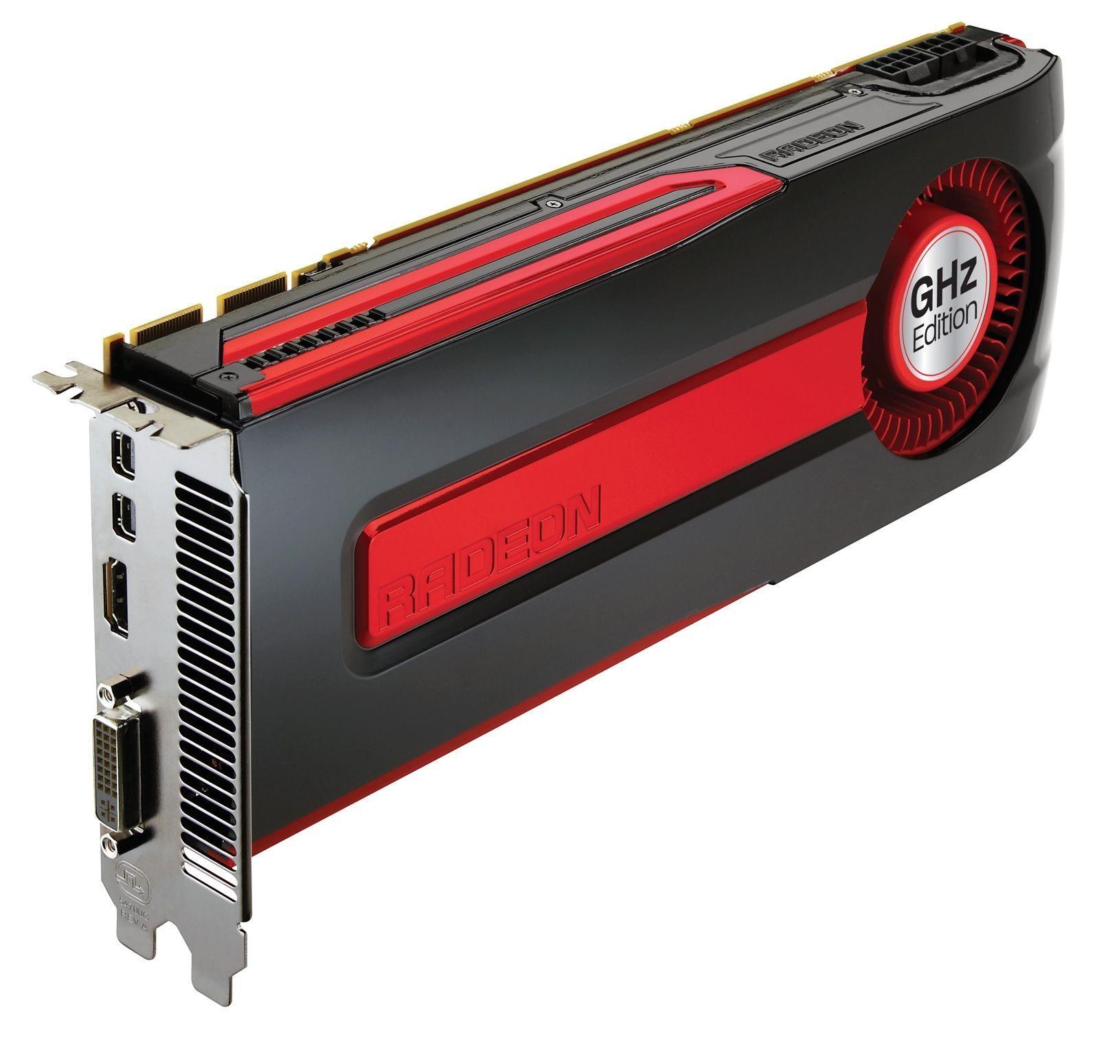 AMD Radeon 7970 GHz Edition