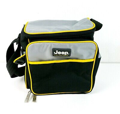 Jeep Baby Equipment Diaper Bag with Handle & Strap (Small)