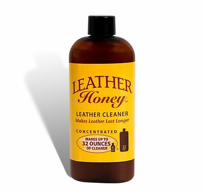 Leather Honey Leather Cleaner The Best Leather Cleaner for Vinyl and (The Best Leather Cleaner)