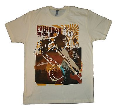 FISHBONE - Everyday Sunshine - T SHIRT S-M-L-XL-2XL Brand New Official T Shirt