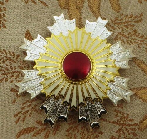 JAPANESE ORDER OF THE RISING SUN BRESAT STAR