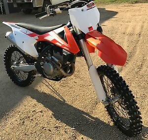 Ktm 250sxf 2016 model Inverell Inverell Area Preview