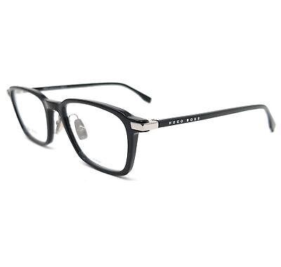 BOSS by Hugo Boss Eyeglasses 0910 807 Black Men 50x19x140