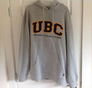 UBC Hoodie XXL - New with Tags