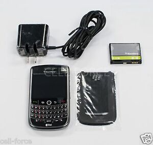 BlackBerry Bold 9630 Black Unlocked GSM Alltel Smartphone QWERTY Camera 3.1MP