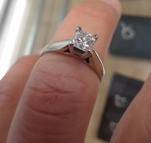 Engagement Ring Great Deals On Designer Watches And Jewellery In