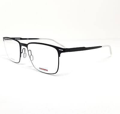 CARRERA Eyeglasses CA6661 003 Matte Black Men 52x20x145