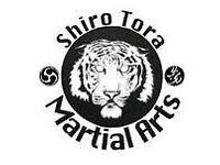 Shiro Tora - White Tiger - Martial Arts - Self Defence -Croydon