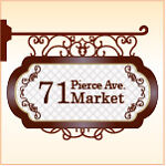 71 Pierce Ave Market