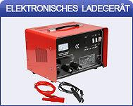 elektronisches KfZ Ladegerät