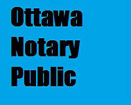 Ottawa Notary Public - Same-Day Appointments & Quality Service