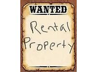Wanted 2-3 bedroom house/flat or bungalow to rent staffordshire pets accepted