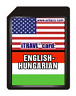 ECTACO iTRAVL NTL-2Hu English <-> Hungarian 2GB SD Card