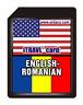 2GB SD Card NTL-2Rm English - Romanian / ECTACO iTRAVL