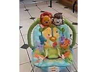 Fisher Price 'Precious Planet' playtime bouncer chair