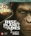 Rise of the planet of the apes (blu-ray + DVD) op Blu-ray