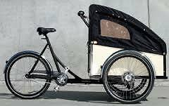Christiania Cargo Bike