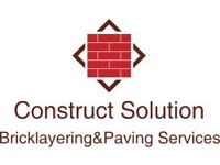 Bricklayer team