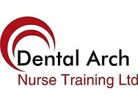 Dental Arch Nurse Training provides - a new career , Study and earn Apply now - starts in Feb-2016