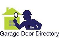 Local Garage Door Repairs - Find your local garage door company. London and surrounding areas