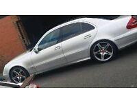 Mercedes alloys amg