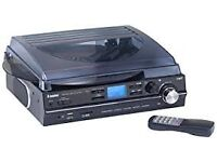 Steepletone ST929R Stand Alone Stereo Music Player and MP3 Recorder