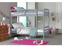 🎆💖🎆CHEAPEST IN THE UK🎆💖🎆SINGLE-WOODEN BUNK BED FRAME w OPT MATTRESS- GRAB THE BEST