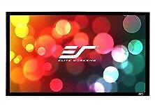 Elite Screens Sable Frame, 166-inch screen