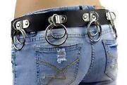 Leather Belt O Ring