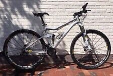Downhill mongoose full suspension with disc