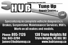 Hub Tune Up & Repair Center Ltd.