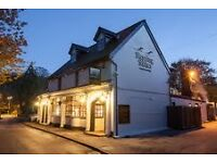 Restaurant/bar Staff and Assistant Manager for Country Pub Boxhill, Dorking