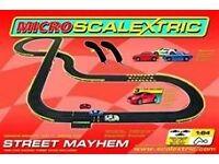 Micro Scalextric: Street Mayhem