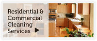 Residential and Commercial Cleaning $20/hour