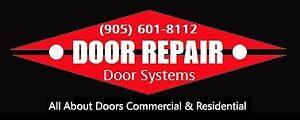 Door repair service - EASY DOORS 24/7 - (905) 601-8112