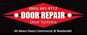 EASY DOORS 24/7 Sales-Services- Installs-Repairs (905) 601-8112
