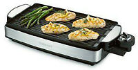 Cuisinart Grill and Griddle  Model CGG-2C